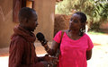 Volunteers paving the road for peace in Mali