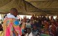 La MINUSMA échange avec les habitants de Goundam et Niafounké  sur ses activités au Mali