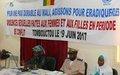Journée internationale pour l'élimination des violences sexuelles en période de conflit : Le plaidoyer des femmes de Tombouctou