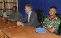 Le Représentant spécial Adjoint à Gao : « Nous sommes ici pour soutenir les efforts de l'Etat »