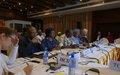 Sensibilisation du G5 Sahel sur le respect des droits de l'homme