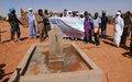 Ménaka : Inauguration de plusieurs points d'eau dans trois des cercles de la région
