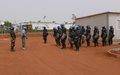 Le maintien de l'ordre au cœur d'une formation des Forces de défense et de sécurité maliennes à Gao