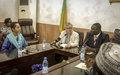 210 millions de FCFA pour la décentralisation afin de soutenir la restauration de l'autorité de l'Etat