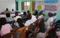 Tombouctou : la MINUSMA appuie les jeunes pour  promouvoir et vulgariser le leadership