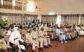 La MINUSMA contribue à rendre l'administration malienne plus efficace