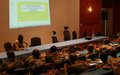 Près de 300 acteurs sensibilisés sur les droits de l'hommes au cours des élections