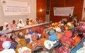 la MINUSMA aide les femmes de Tombouctou et Taoudéni à mieux formuler leurs préoccupations