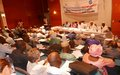 Processus de paix : Les acteurs de la justice traditionnelle et formelle discutent de la complémentarité entre les deux systèmes