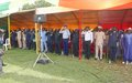 Célébration de la fête de la Police Nationale du Mali aux côtés d'UNPOL