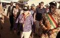 Centenaire de la ville de Mopti – La MINUSMA communie avec les populations