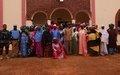 Goundam : la MINUSMA accompagne la commémoration de la Journée panafricaine des femmes