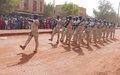 Mopti : Les Casques bleus de la MINUSMA aux côtés des FAMAs pour leur 59e anniversaire