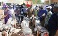 Mopti: Grâce au fonds fiduciaire, la MINUSMA dote les Forces de sécurité de nouveaux postes d'accueil