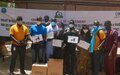 Région de Mopti: lancement de deux projets visant à réduire la violence communautaire