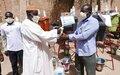 Lutte contre la COVID-19: lorsque les acteurs de la société civile œuvrent pour la santé publique