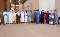 Tombouctou et Taoudéni : Reprise des échanges entre les communautés et la MINUSMA sur son Mandat