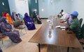 La MINUSMA développe les échanges avec les populations de Taoudéni sur son Mandat