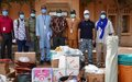 Lutte contre la COVID-19 à Tombouctou : la MINUSMA maintient son appui aux Maisons d'Arrêt et de Correction de la région