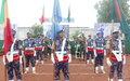 La MINUSMA décore 139 éléments de l'Unité de police constituée du Bangladesh