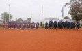 72 Casques bleus reçoivent la médaille des Nations Unies
