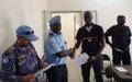 Tombouctou : les Forces de Sécurité du Mali formées en Police de la circulation et au constat d'accident