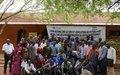Les victimes des différentes crises s'impliquent dans le processus de la justice transitionnelle