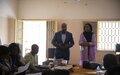 Démobilisation, désarmement et réintégration: Des jeunes ségouviens et mopticiens formés sur la réforme du secteur de la sécurité au Mali