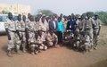La MINUSMA poursuit la formation des Forces Armées maliennes aux droits de l'homme