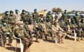 Les Casques bleus lancent la formation de soldats des FAMa Reconstituées