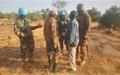 La MINUSMA soutient les FAMa pour mettre fin à une attaque à Dioundiourou, dans la région de Mopti