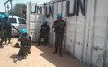 MINUSMA : la Police du Nigeria se forme aux normes des Nations Unies