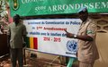 Rénovation d'unités de la Police nationale à Bamako : la MINUSMA s'implique