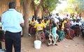 Les échanges entre la société civile et la MINUSMA se poursuivent