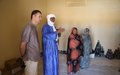 Kidal : Réception de la boutique de produits agricoles (intrants) financée par la MINUSMA