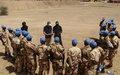 Kidal: Former les contingents sur le danger des mines et IED