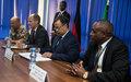 La République fédérale d'Allemagne apporte une nouvelle contribution de 12 millions d'Euros au Fonds Fiduciaire en Soutien à la Paix et la Sécurité au Mali
