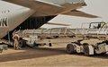 Le détachement d'avion de transport suédois : un lien logistique vital pour la MINUSMA