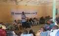 Gao : Djoulabougou sensibilisé sur le mandat du personnel en uniforme de la MINUSMA
