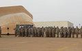 Le contingent canadien démarre ses activités au sein de la Mission des Nations Unies au Mali