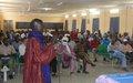 Gao : Un rendez-vous réussi entre les enseignants et la MINUSMA