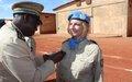 Mopti et Tombouctou : La Médaille d'honneur des Nations unies remise à UNPOL