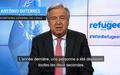 Message vidéo du Secrétaire général de l'ONU diffusé à l'occasion de la Journée mondiale des réfugiés, le 20 juin 2018