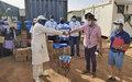 Lutte contre la Covid-19 à Ménaka : Les volontaires des Nations Unies apportent leur appui