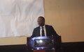 Transcript Intervention Guillaume Ngefa A. Andali au point de presse du 19 mai 2016 de la MINUSMA