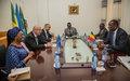 Le Chef du Bureau des Nations Unies pour la lutte contre le terrorisme a achevé sa première visite dans la région du Sahel - Mali & Mauritanie