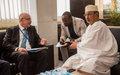 Le Secrétaire général adjoint au Bureau des Nations Unies pour la lutte contre le terrorisme en visite au Mali