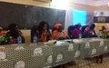 Gao : La MINUSMA et ses partenaires lancent la campagne des 16 jours d'activismes sur les violences basées sur le genre