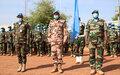 Mopti : cérémonie de remise de la médaille des Nations unies