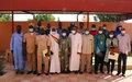 Douentza: deux projets MINUSMA pour réduire les violences communautaires